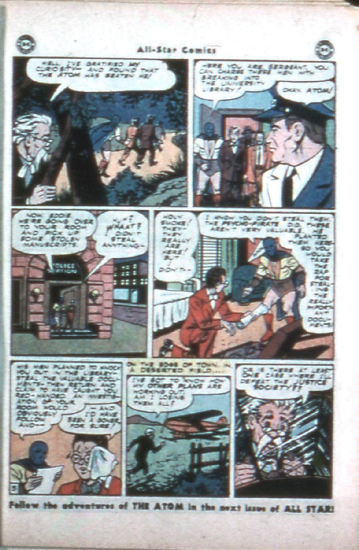 Read online All-Star Comics comic -  Issue #32 - 31