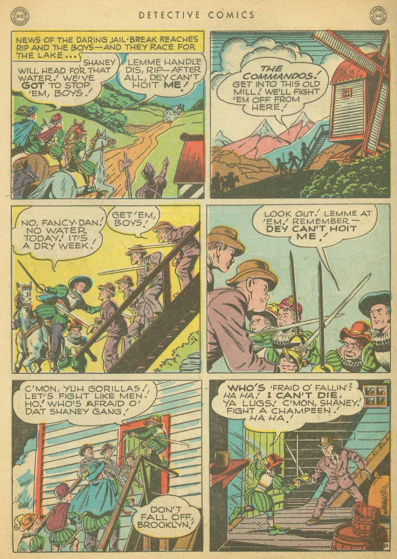 Detective Comics (1937) issue 127 - Page 46