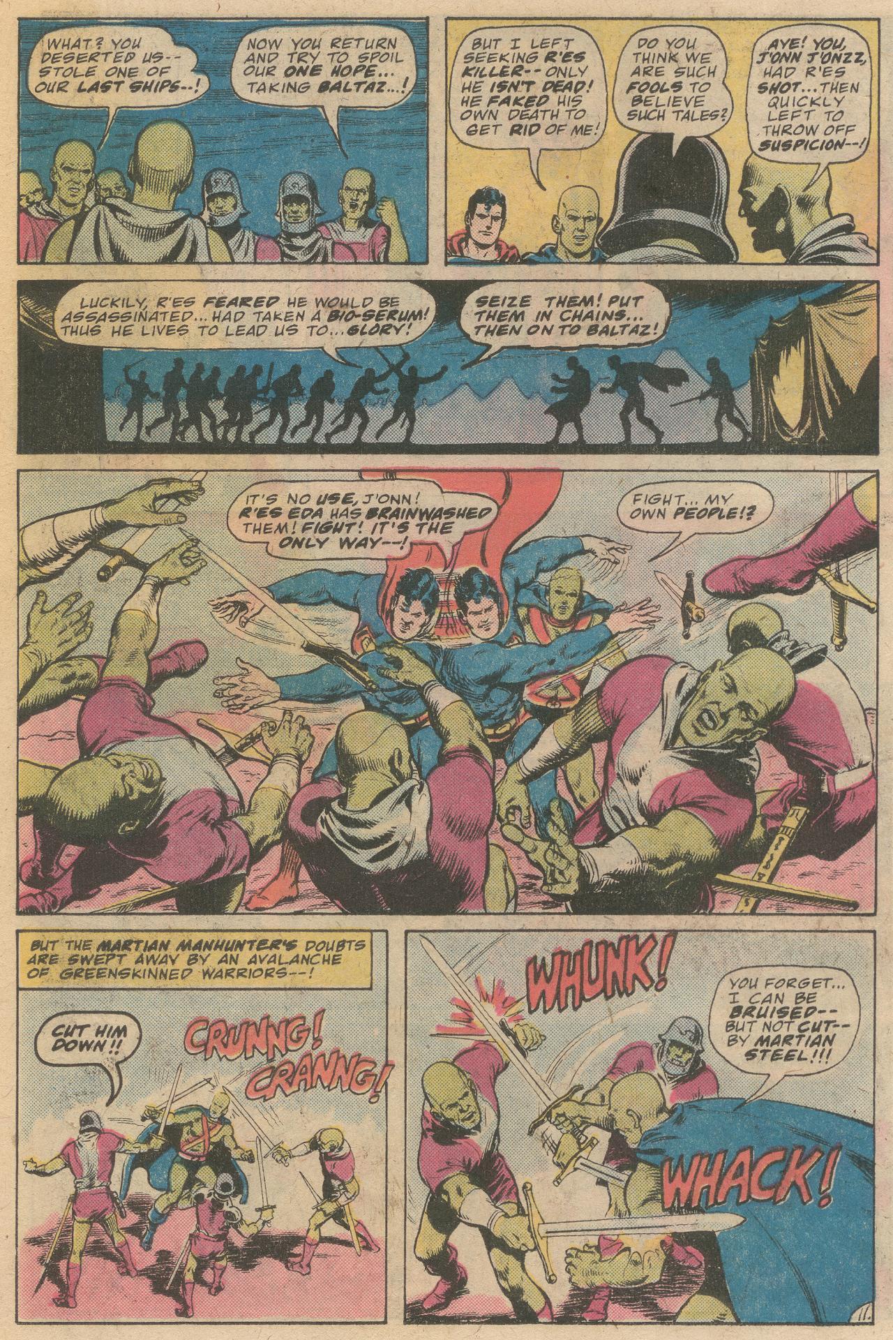 Read online World's Finest Comics comic -  Issue #245 - 13