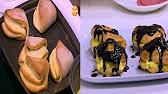 طريقة عمل كباب الفريك - سباجيتي بصوص الفلفل و خبز مطبق و عجينة الشو محشية كاسترد