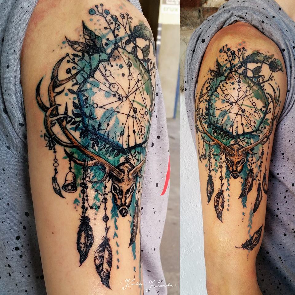 Ruda Urodowo Alternatywnie I O Urodzie Pierwszy Tatuaż I