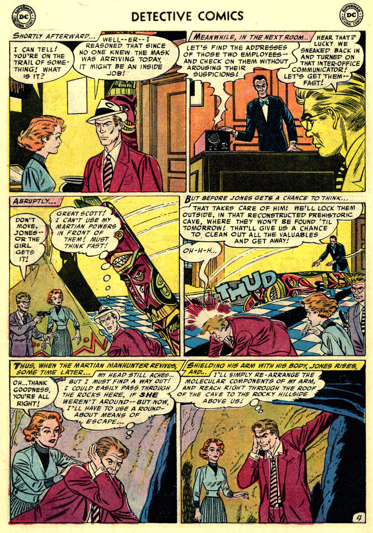 Read online Detective Comics (1937) comic -  Issue #246 - 30