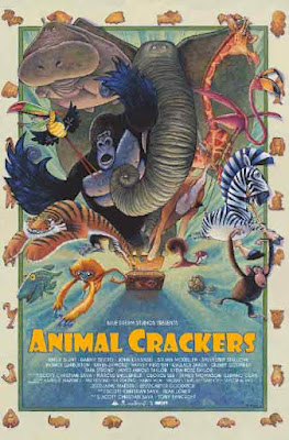 Animal Crackers (2017) Sinopsis