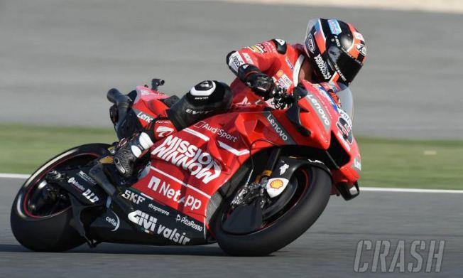 Hasil FP2 MotoGP Jerez Spanyol: Petrucci Tercepa
