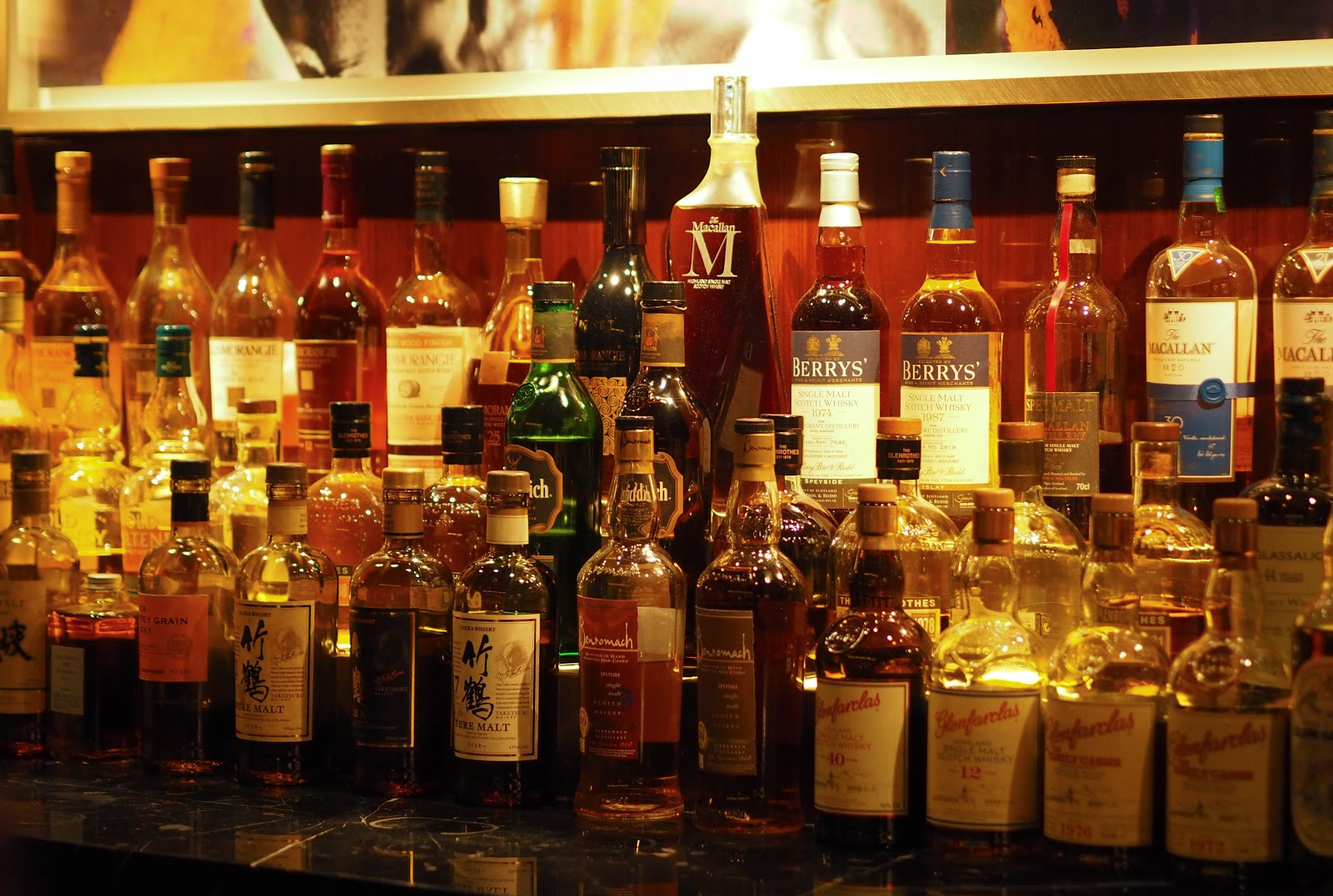 The Bar Whiskey Collection