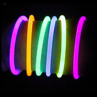 Glow stick games for earning the Junior Girl Scout Camper Badge-Step 5