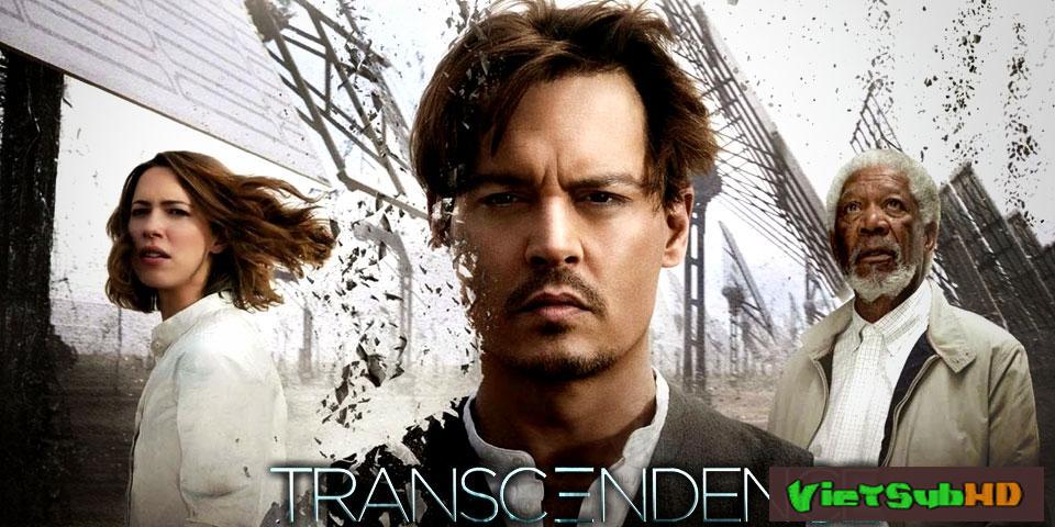 Phim Người siêu việt (Trí tuệ siêu phàm) VietSub HD | Transcendence 2014