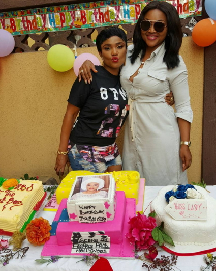 iyabo ojo 38 birthday party