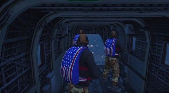 GTA 5 Online, Dawn Raid