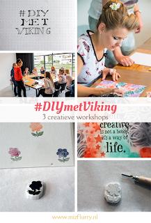 DIY met Viking - 3 creatieve workshops