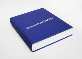 7 characteristics of a language