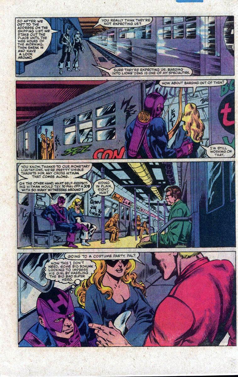 Hawkeye (1983) Issue #3 #3 - English 9