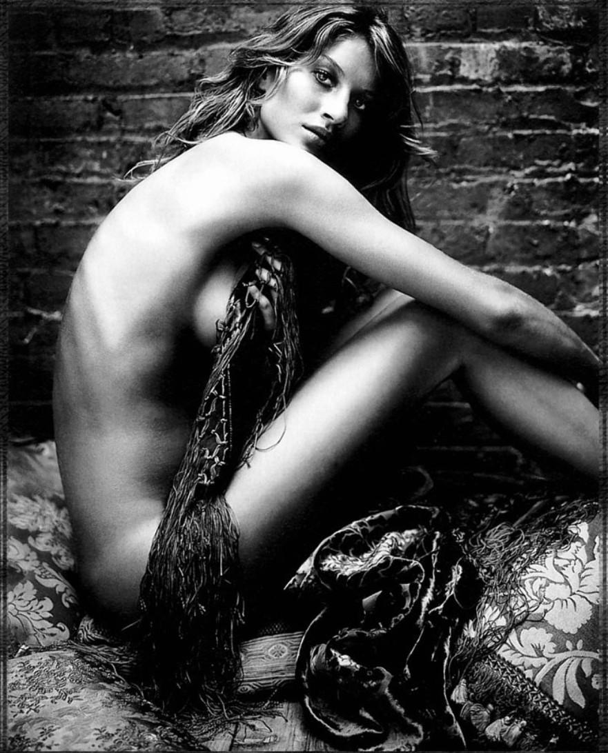 Aline Moraes Toda Nua fotografia: toda nudez será admirada: gisele bündchen nua