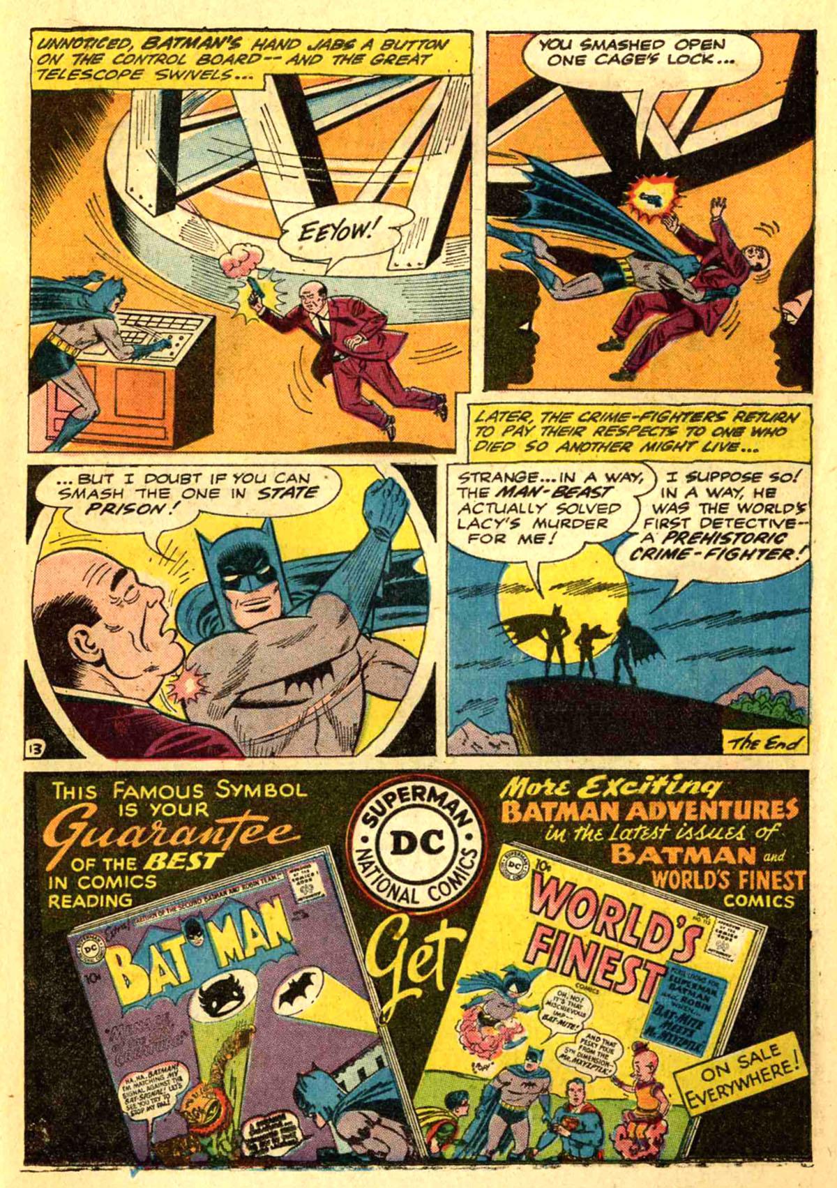 Detective Comics (1937) 285 Page 14