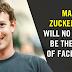 Mark Zuckerberg Dipaksa Mundur Dari CEO Facebook