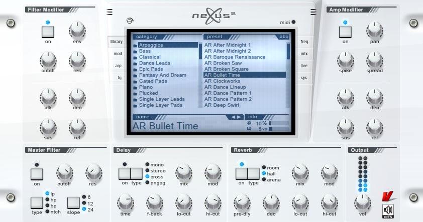 refx nexus vst download