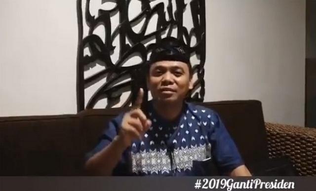 Gus Nur: Jangankan TGB, Seandainya Habib Rizieq Dukung Jokowi, Saya Tidak Akan Dukung!