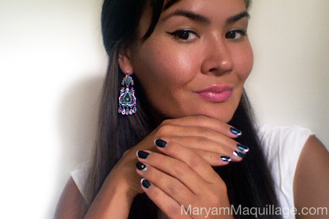 Maryam Maquillage Green Amp Priti In Celebration