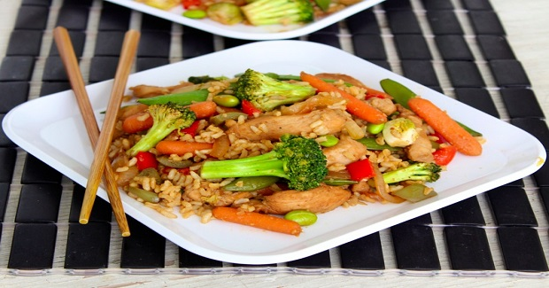 Sweet And Spicy Stir Fry Recipe