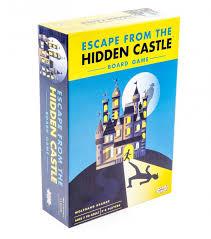 escape from the hidden castle boite