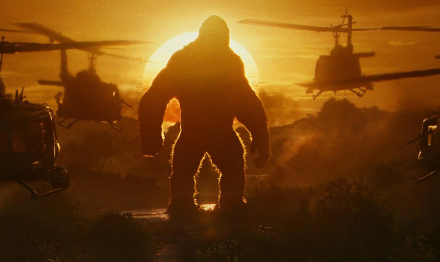 Crítica: Kong - A Ilha da Caveira