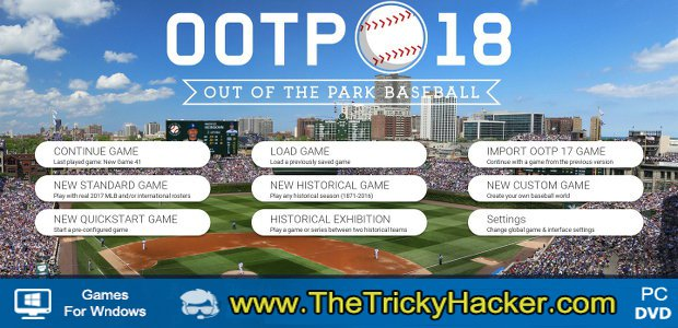 Out of the Park Baseball 18 Free Download Full Version Game PC