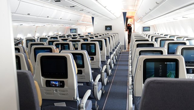 Самолет Москва — Цюрих экстренно сел в Штутгарте из-за дебоширки