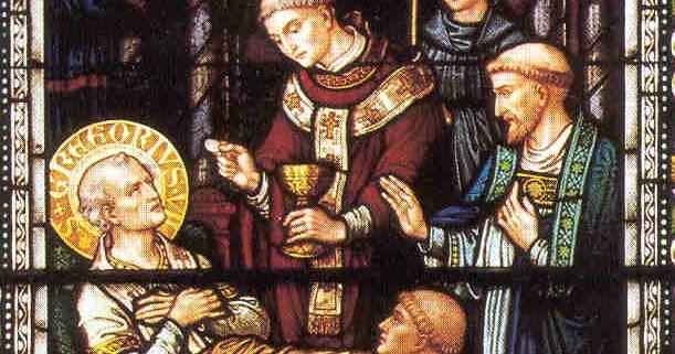 A Catholic Life: St. G...