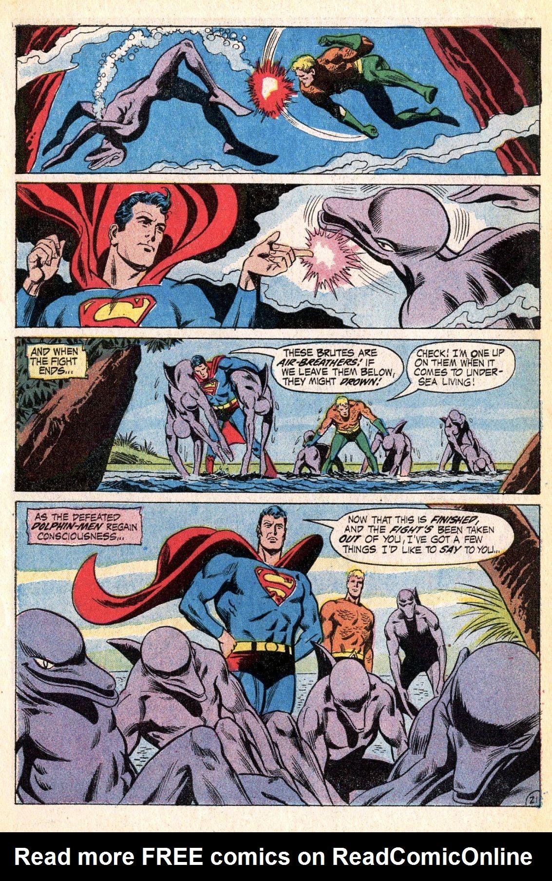 Read online World's Finest Comics comic -  Issue #203 - 30