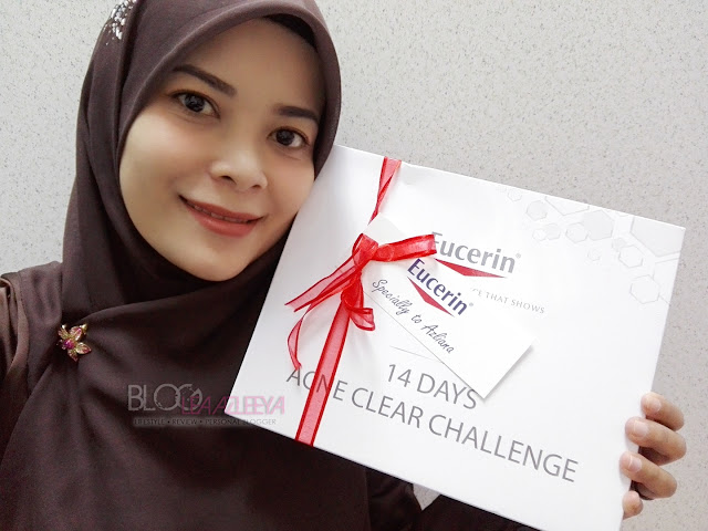 Eucerin ProANCE 14 Days Ance Clear Challenge , Eucerin® ProACNE Solution A.I. Clearing Treatment