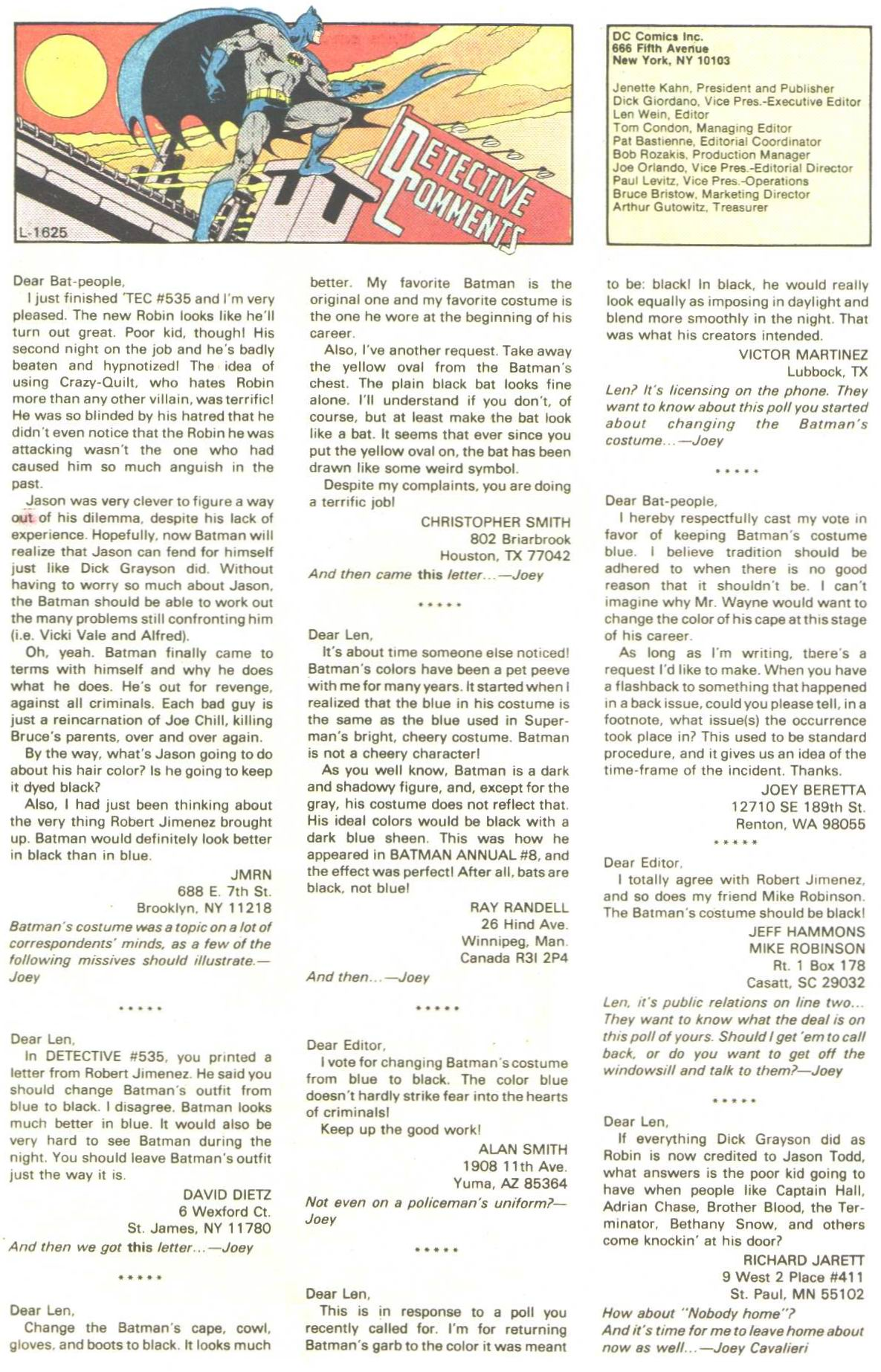 Detective Comics (1937) 539 Page 21