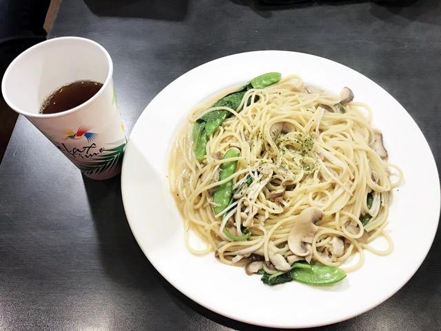 桔磨坊義式麵屋(宜安店)~永和平價葷素義大利麵