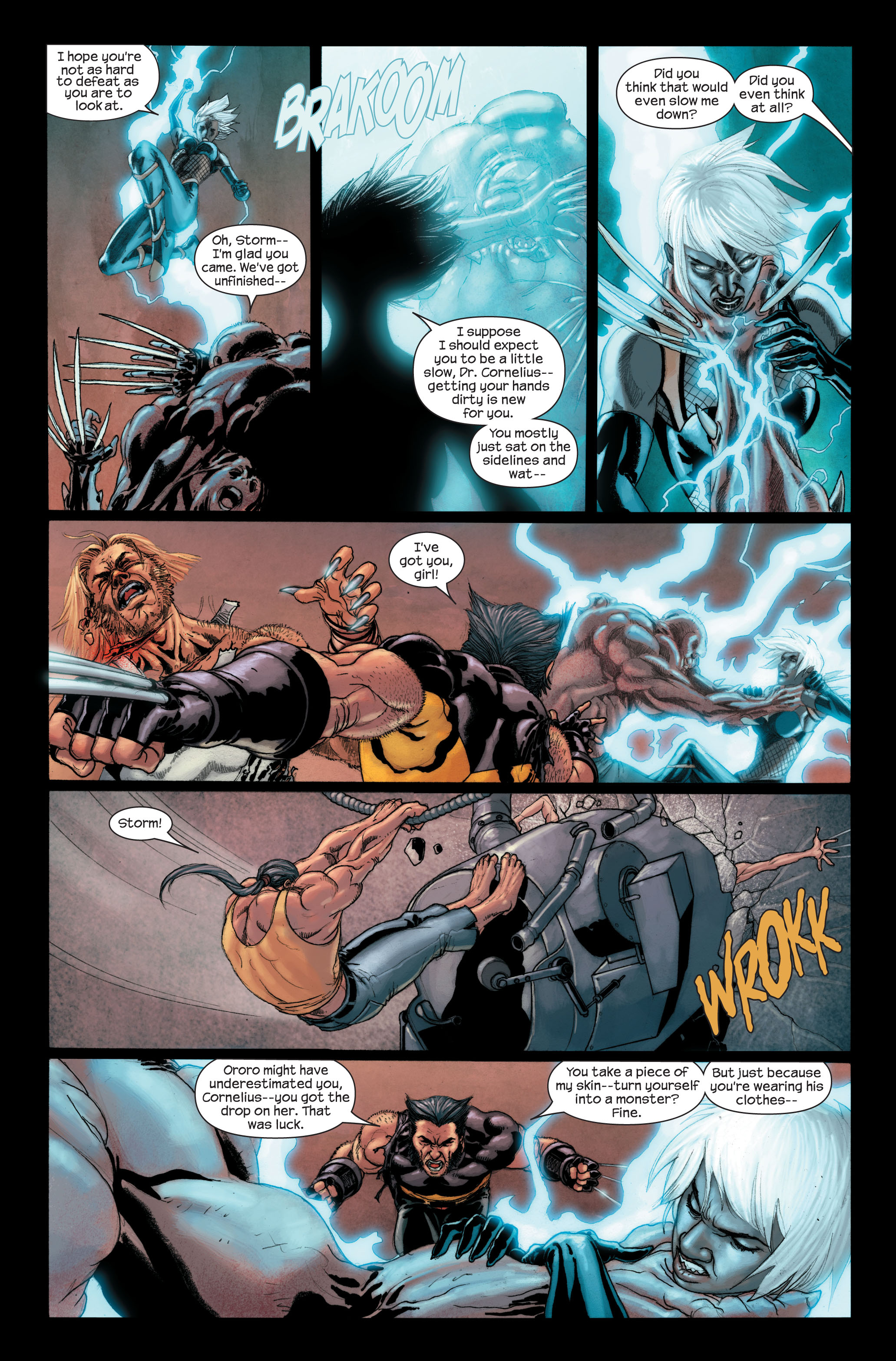 Read online Ultimate X-Men comic -  Issue #89 - 5