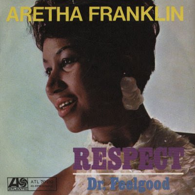 ARETHA FRANKLIN – Respect - single