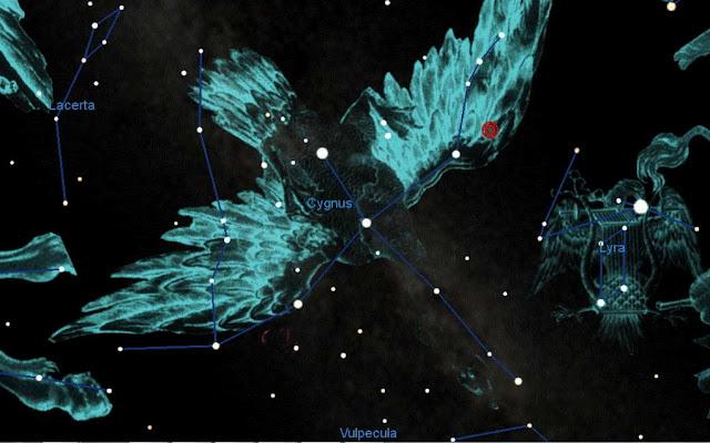 Rasi bintang Cygnus
