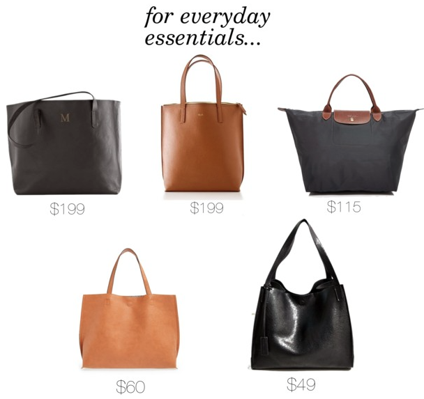 aa8355c723c3 The Perfect Work Bags + Totes for Every Occassion (And Every Budget ...