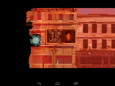 the ende of the world gioco