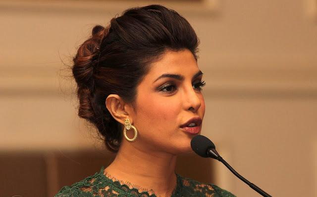 Gorgeous actress of Bollywood Priyanka Chopra