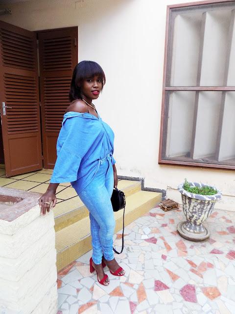 FashionDRA | Lookbook: Le Total Look En Jean