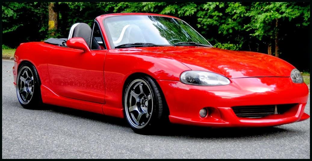 JDMbits: Which 16x8'' Rota Wheels To Fit On Mazda Mx5 Miata?