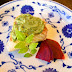 Petoraaru karei no kinome-miso-yaki / grilled petrale sole with kinome sansho miso