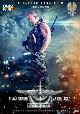 Yalghaar 2017 Full Hindi Movie Download 720p HDRip 1.4GB