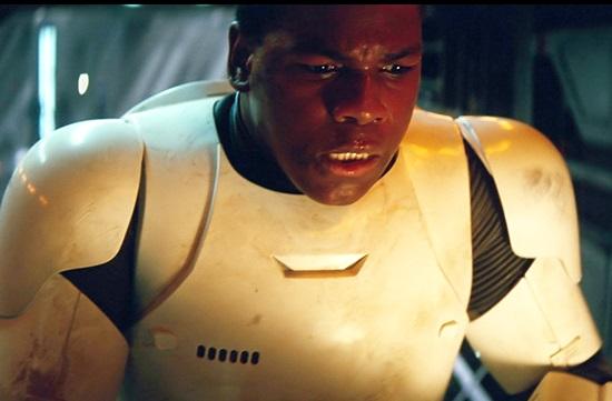Star Wars-The Force Awakens 2015- John Boyega