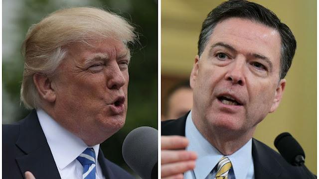 Trump vuelve a cargar contra exdirector del FBI y le acusa de romper la ley