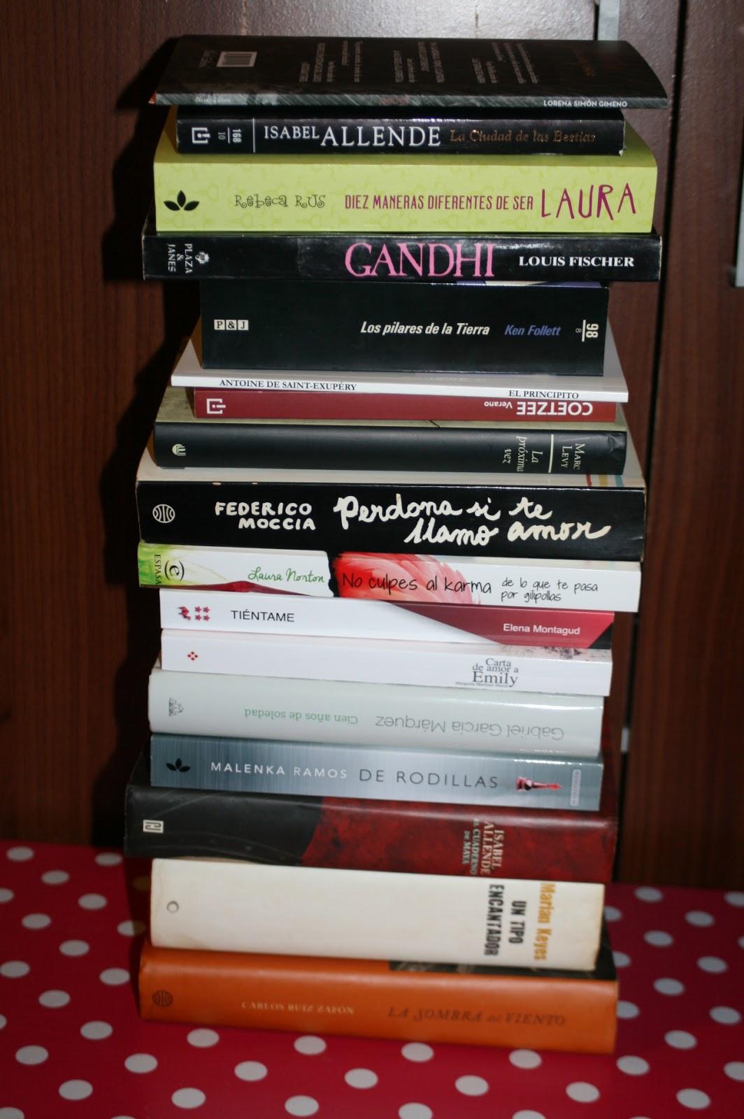 Book Haul: IMM de Abril