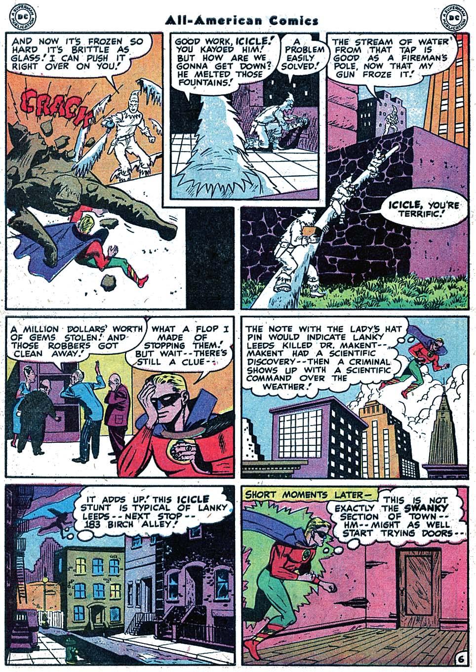 Read online All-American Comics (1939) comic -  Issue #90 - 8