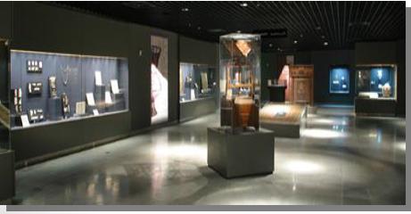 Foundation design Aquariums Museum
