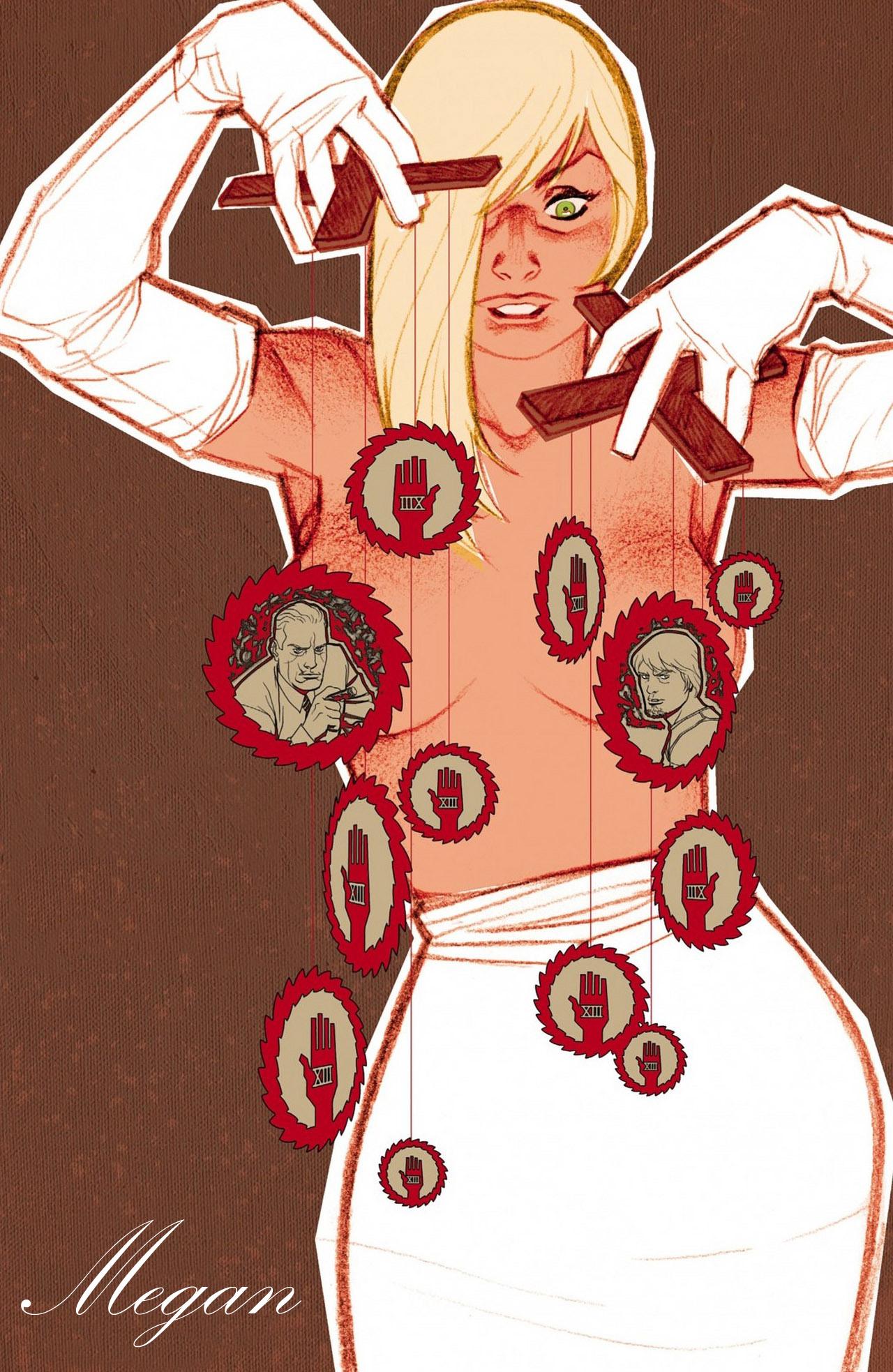 Read online Astonishing X-Men (2004) comic -  Issue #4 - 25