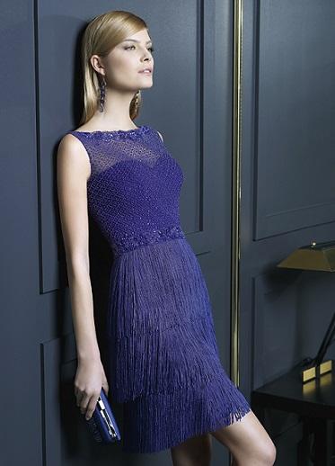 ab687c2fe Mujer  Moda y Arte  Vestidos Cortos Entallados de Fiesta de ...
