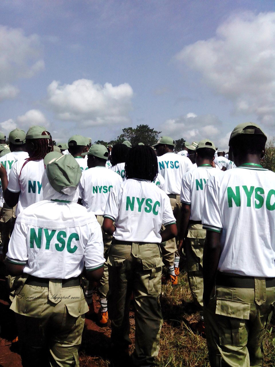 nysc camp story in obubra cross river state